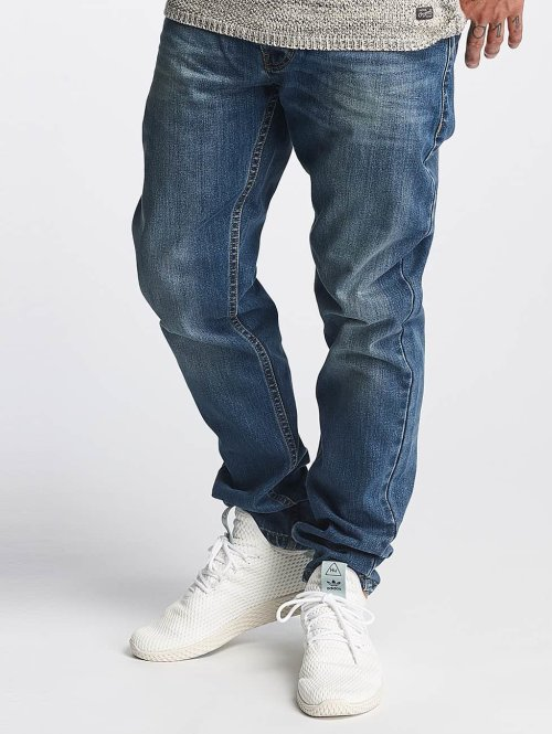 Dickies Straight fit jeans North Carolina blauw