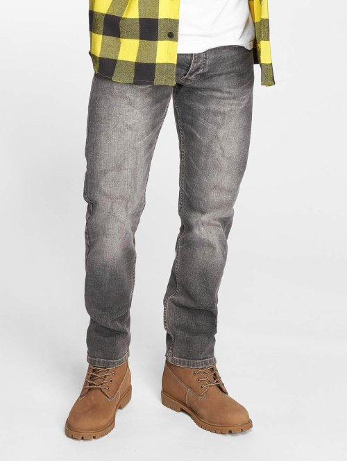 Dickies Straight fit jeans Michigan Regular Fit grijs