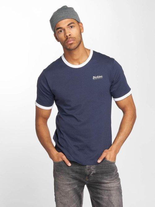 Dickies T-Shirt Barksdale bleu