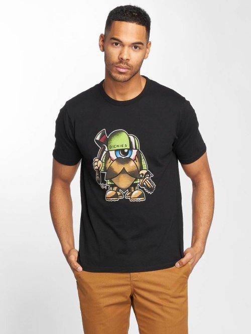 Dickies T-Shirt Hondo schwarz