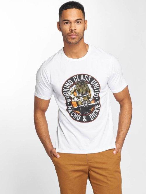 Dickies T-Shirt Old Ocean weiß