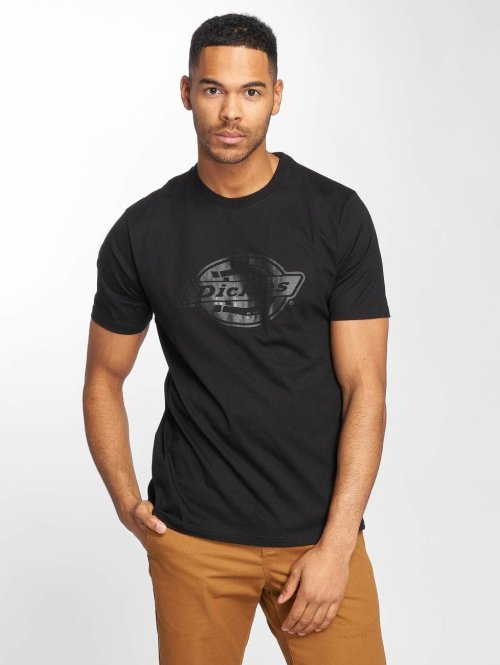 Dickies t-shirt HS One Colour zwart