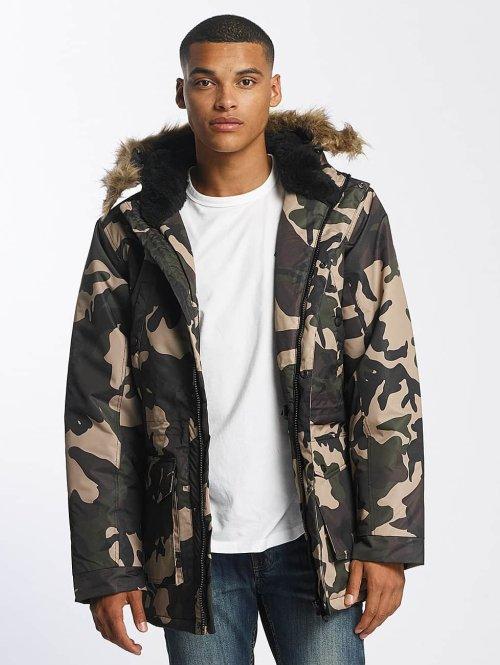 Dickies Vinterjakker Curtis camouflage