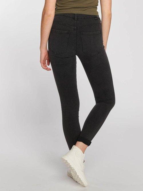Dr. Denim Skinny Jeans Lexy schwarz