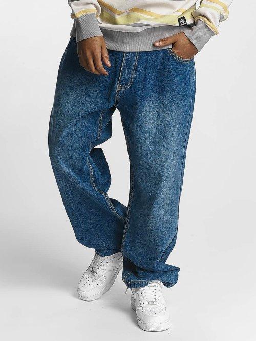Ecko Unltd. Baggy jeans Camp's B Baggy Fit blauw