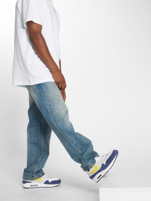 Ecko Unltd. Loose Fit Jeans High Line blå