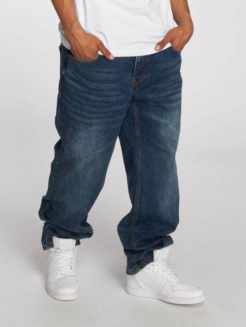 Ecko Unltd. Loose Fit Jeans Hang blau