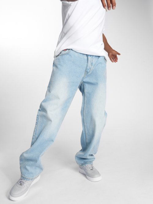 Ecko Unltd. Loose fit jeans High Line blauw