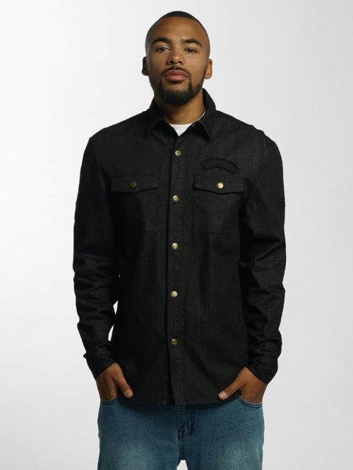 Ecko Unltd. overhemd Jeans zwart
