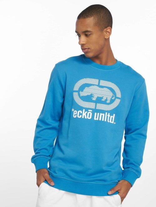 Ecko Unltd. Pullover West Buddy blau