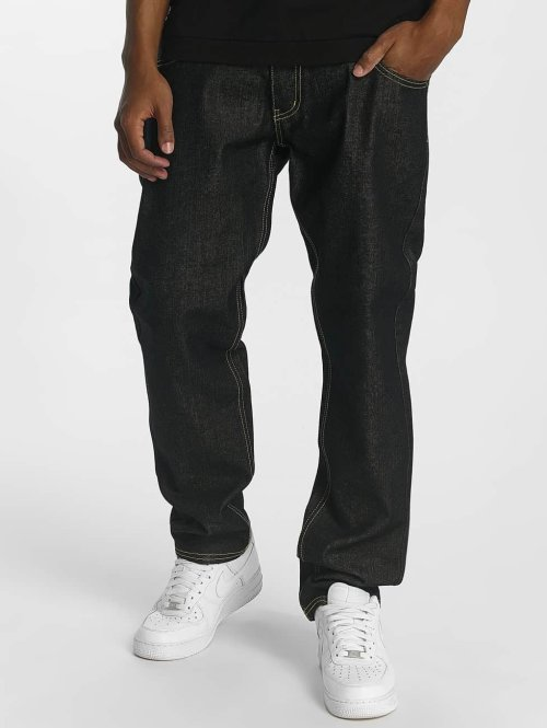 Ecko Unltd. Straight Fit Jeans Gordon St Straight Fit schwarz