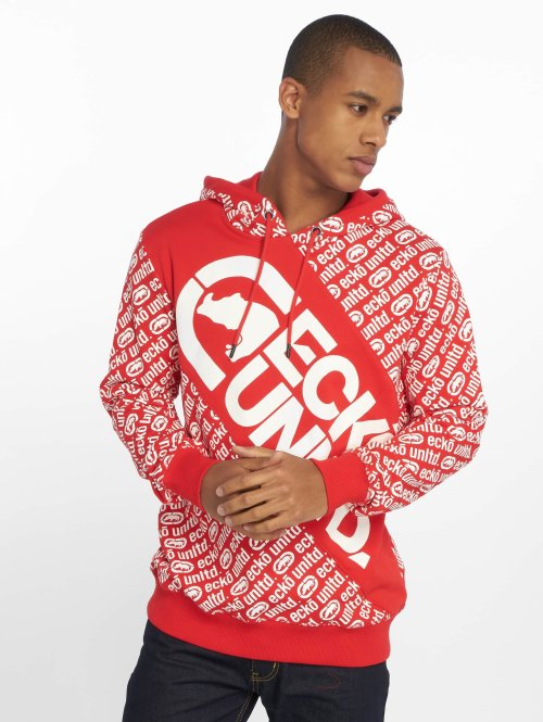 Ecko Unltd. Sweat capuche  Swanton Hoody Red...