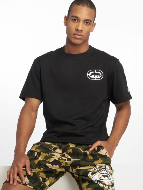 Ecko Unltd. T-Shirt  Hidden Hills T-Shirt Bla...