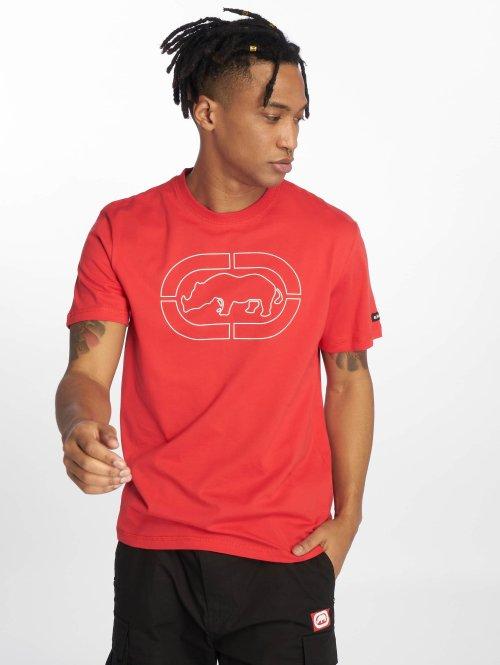 Ecko Unltd. T-Shirt  Pier 72 T-Shirt Red...