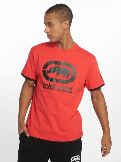 Ecko Unltd. T-Shirt  Best Buddy T-Shirt Red...