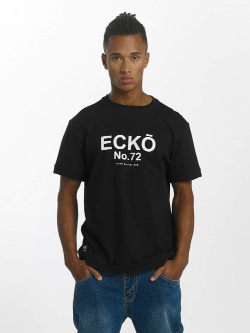 Ecko Unltd. T-Shirt SkeletonCoast schwarz