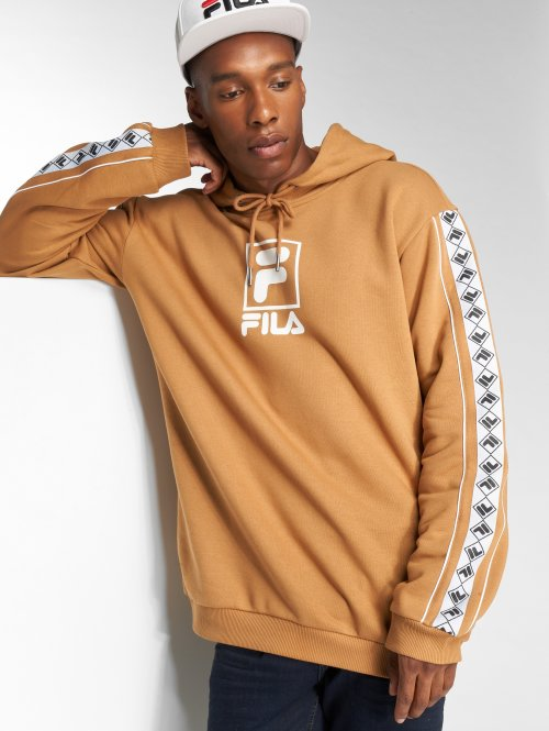 FILA Sudadera Urban Line Rangle marrón