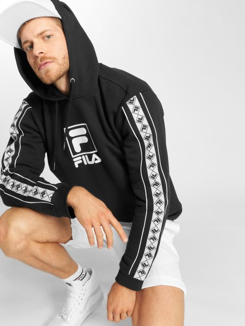 FILA Sudadera Urban Line Rangle negro