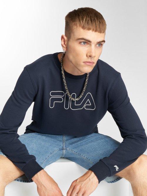 FILA Swetry Core Line niebieski