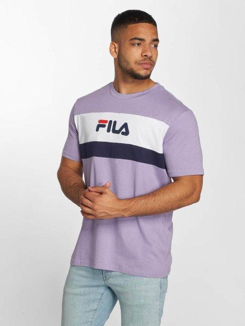 FILA t-shirt Aaron paars