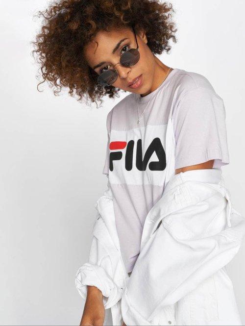 FILA t-shirt Allison paars
