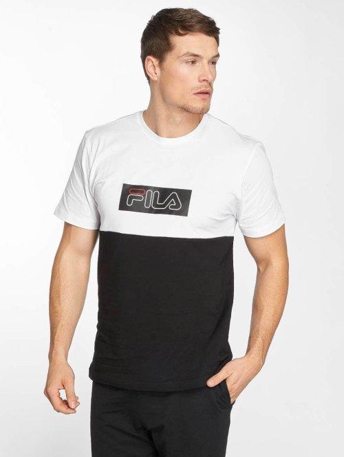 FILA t-shirt Power Line zwart