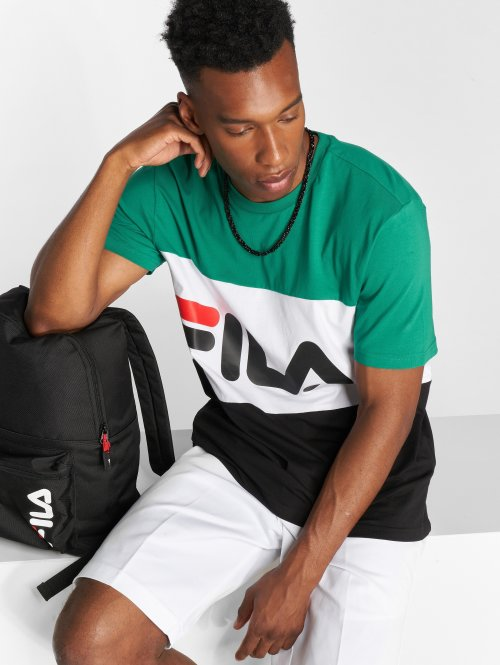 FILA T-skjorter Urban Line Day svart