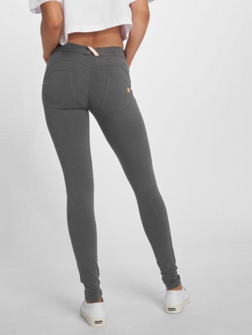 Freddy Slim Fit Jeans Regular Waist grijs