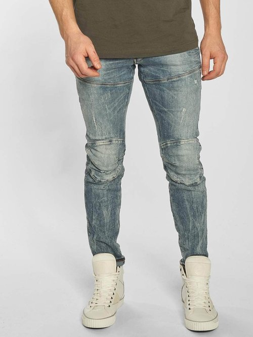 G-Star Slim Fit Jeans 5620 Lor Superstretch 3D Super Slim Fit blau