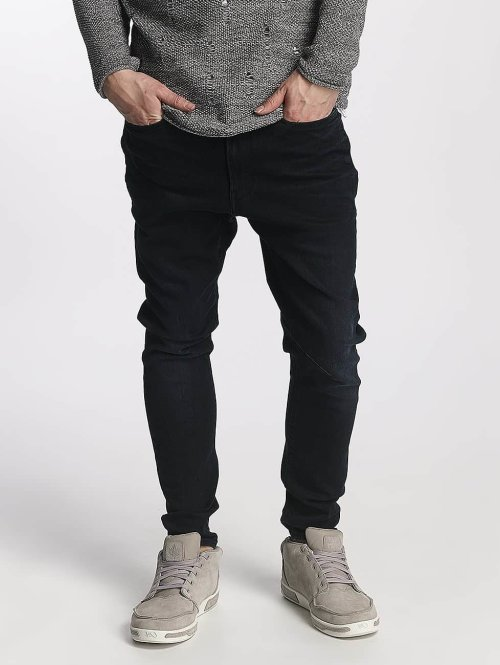G-Star Slim Fit Jeans D-Staq blau