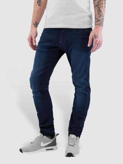G-Star Slim Fit Jeans Revend blauw