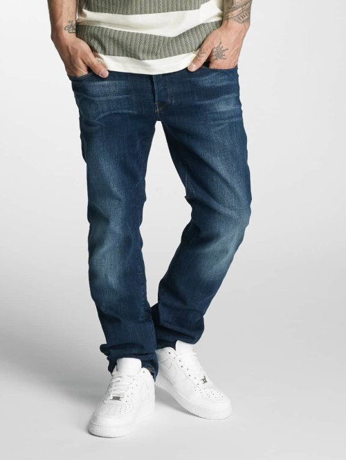 G-Star Straight Fit Jeans 3301 Trender Ultimate blau