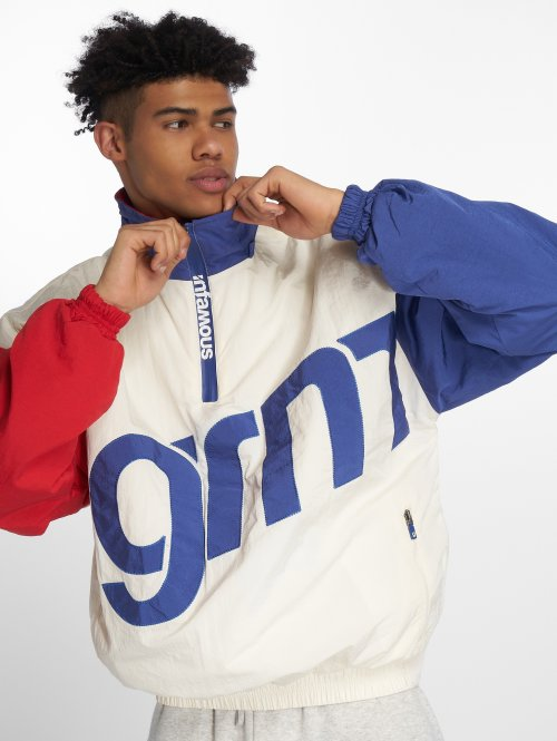 Grimey Wear Übergangsjacke Flamboyant weiß