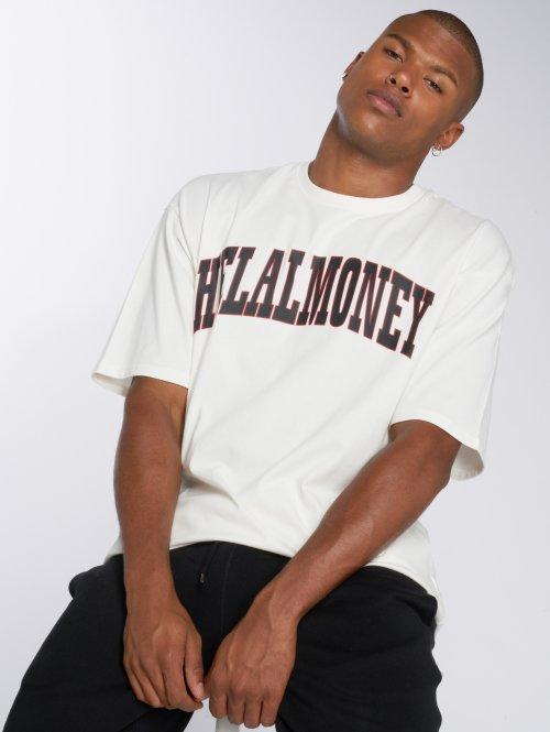 Helal Money t-shirt Oujda wit