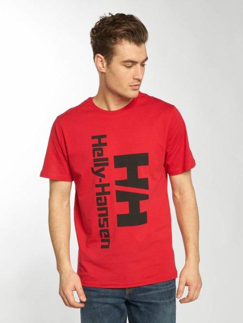 Helly Hansen T-Shirt Retro rot