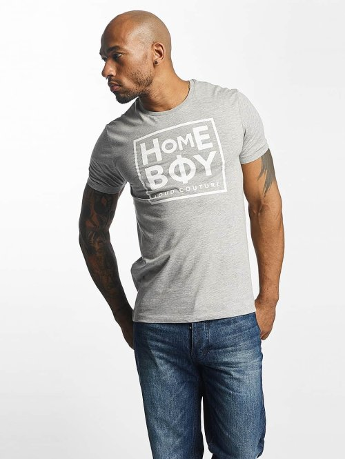 Homeboy T-Shirt Take You Home grau