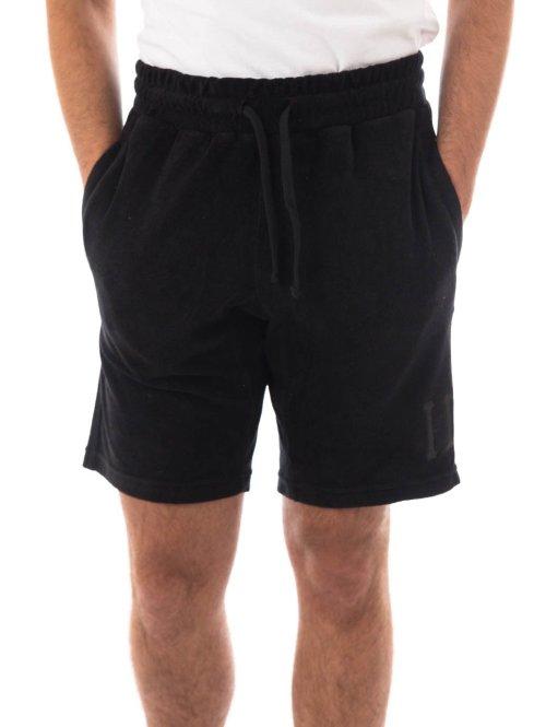 HUF Shorts Clayton schwarz