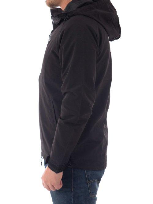 HUF Winterjacke Standard schwarz