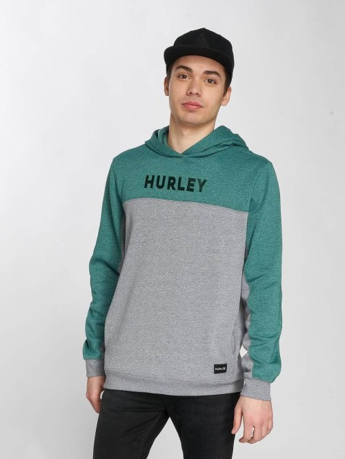 Hurley Hoody  Crone Trowback Hoody Gre...