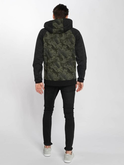 Hurley Zip Hoodie Phantom Paradise camouflage