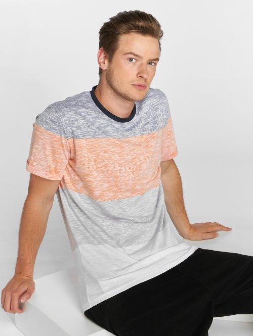Jack & Jones Camiseta jcoInternal gris