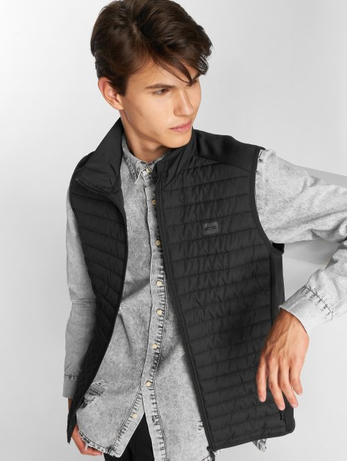 Jack & Jones Gilet jcoMulti nero