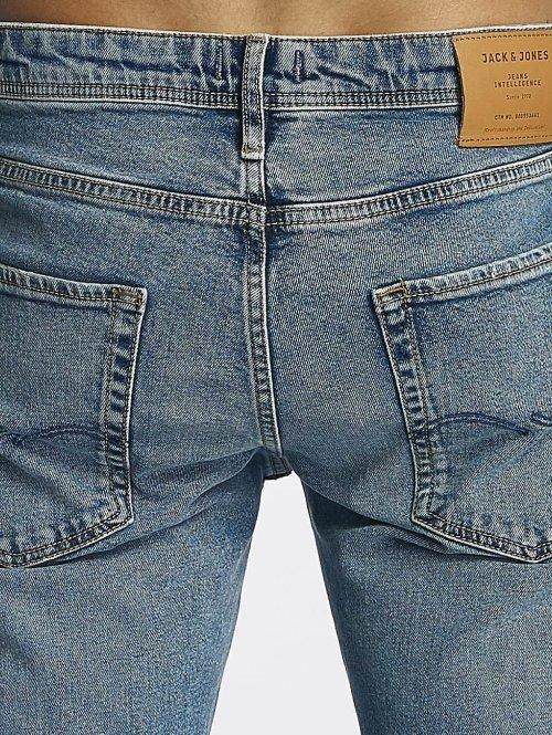 Jack & Jones Loose Fit Jeans jjiMike blau