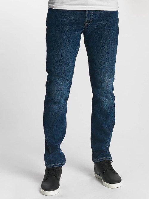 Jack & Jones Slim Fit Jeans jjiTim blauw