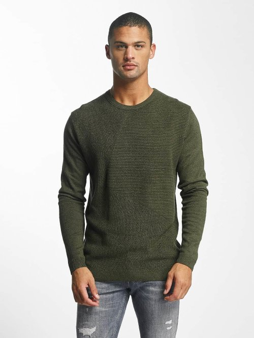 Jack & Jones Sweat & Pull jcoPenditon vert