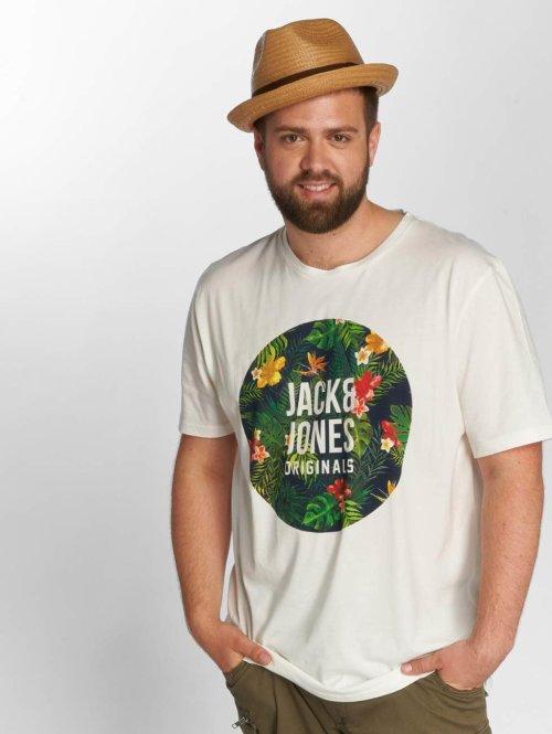 Jack & Jones T-paidat jorRain valkoinen