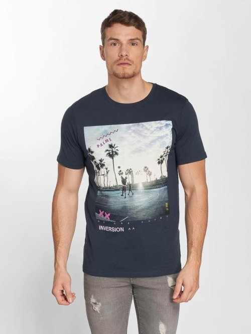 Jack & Jones T-paidat jorCityyouthline Crew Neck valkoinen