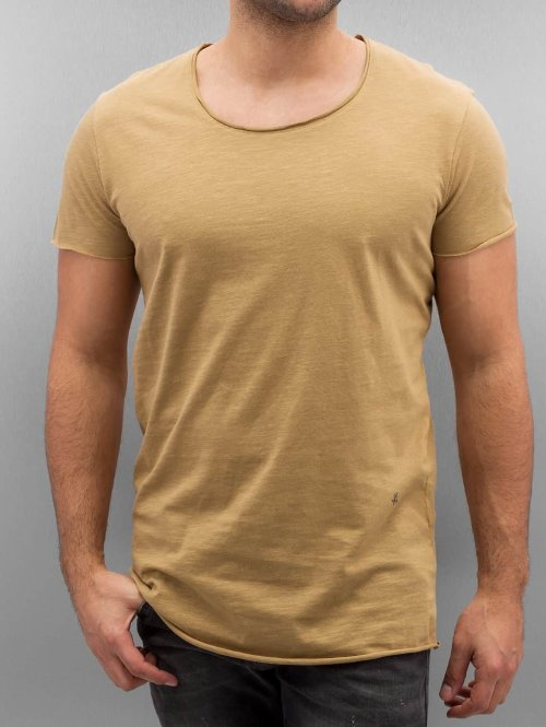 Jack & Jones T-Shirt jorBas beige