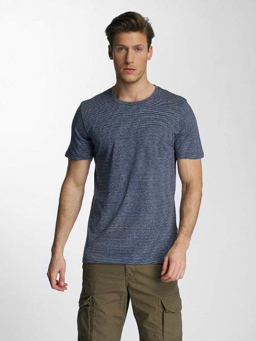 Jack & Jones T-Shirt jorTrue blau