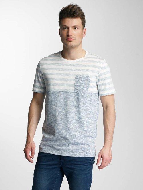Jack & Jones t-shirt jorBlock blauw